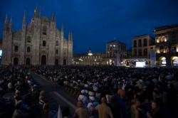 10 Piazze per 10 Comandamenti a Milano - Clicca per ingrandire...