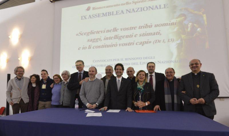 Il Comitato Nazionale 2015-2018