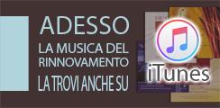 La musica del Rinnovamento su iTunes