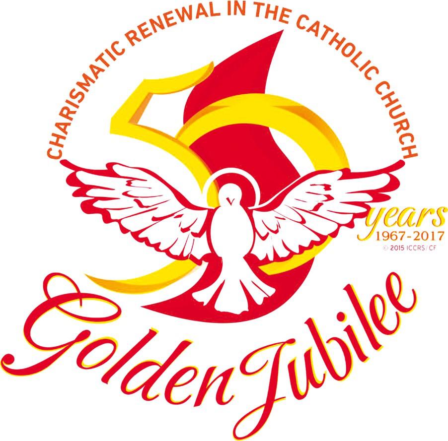 Golden Jubilee Giubileo d'oro Rinnovamento