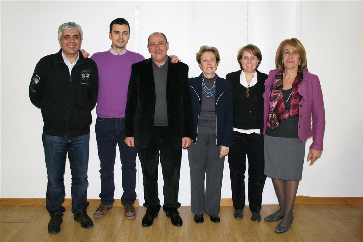 Coordinatore regionale : Di Pinto don Patrizio