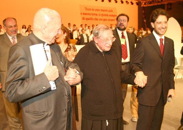 Padre Matteo La Grua a Rimini
