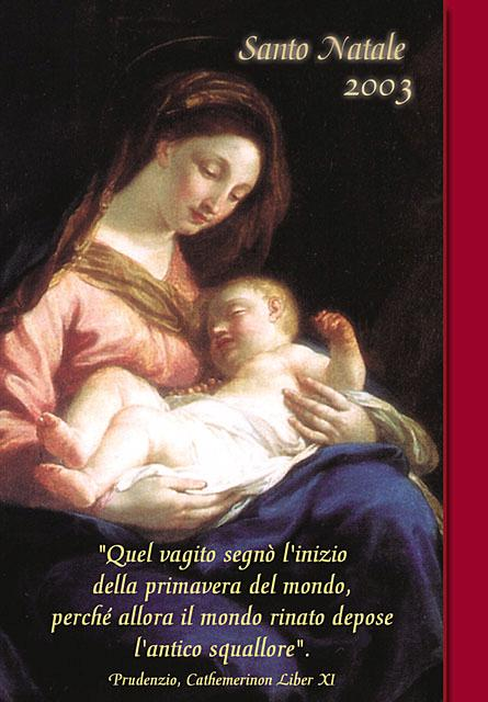 Auguri Spirituali Di Natale.Rns Italia